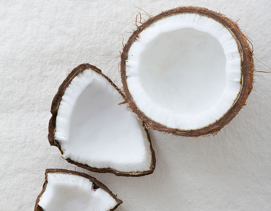 Raw Foods That Are Good for you Coconut