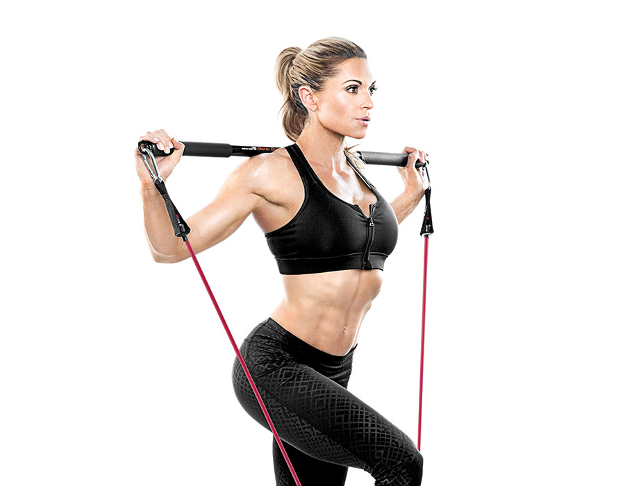 Bionic Body Exercise Bar Accessory BBEB-20