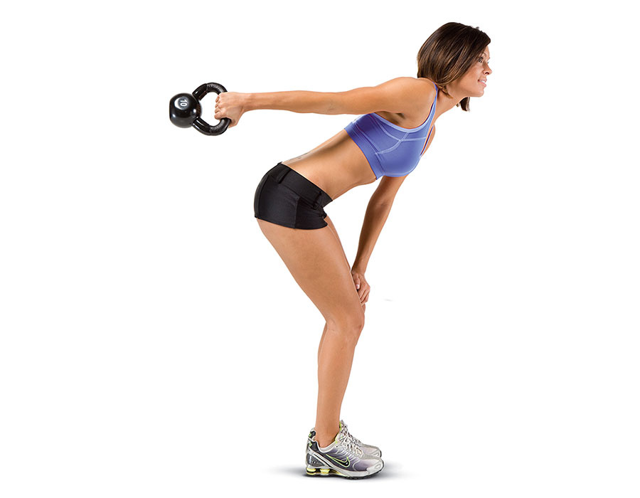 Kettlebell workout routines kettlebell swing VKBS-50