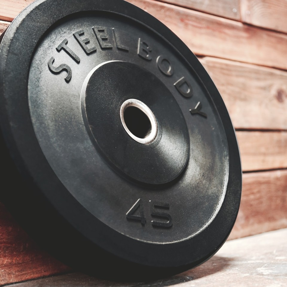 5 workouts you can do with your weight plates