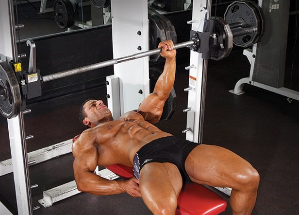 6 ways to get a good smith cage machine workout