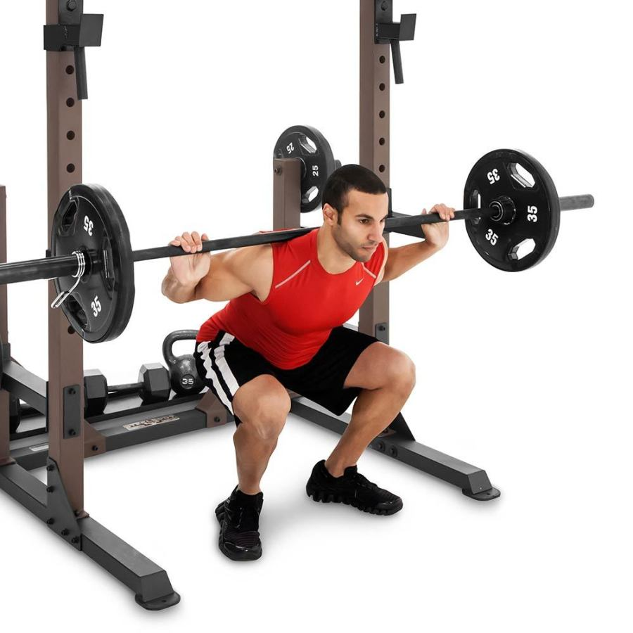 equipment you should consider for your strength training power rack