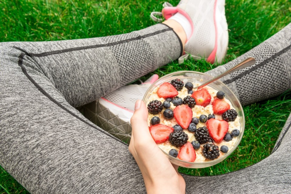 how your nutrition affects your exercise routine