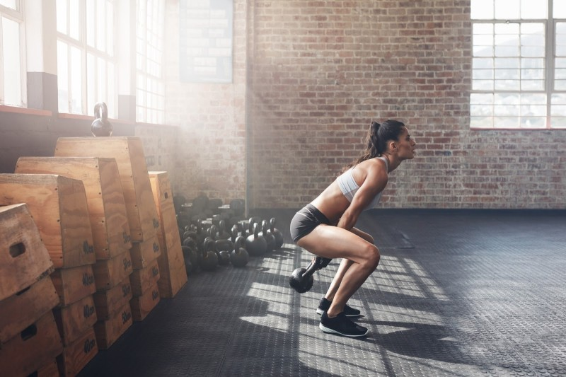 leg routines for a stronger lower body kettle bell swing