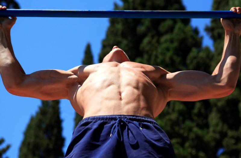 workouts for basketball players Pullups