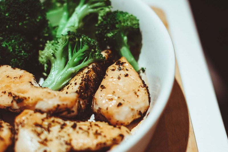 12 what to eat before and after a workout chicken