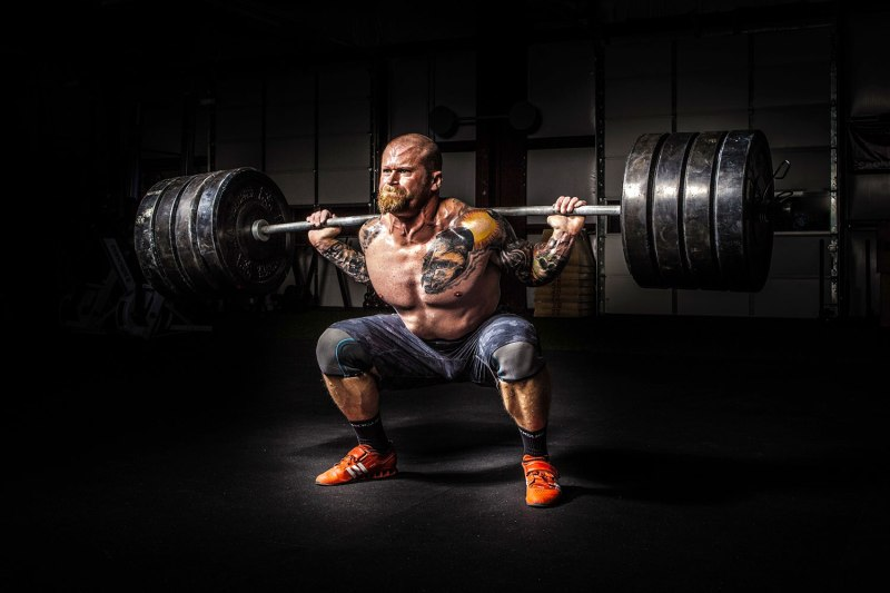 29 the basics of building strength squats