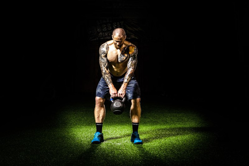31 target midsection kettlebell