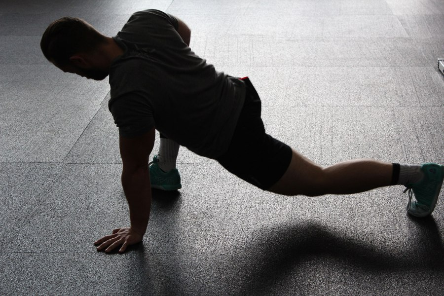 42 joint injury prevention lunge