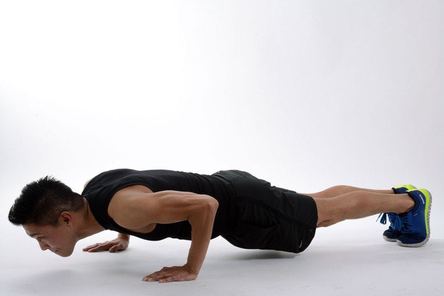 53 no space workouts workout slow push ups