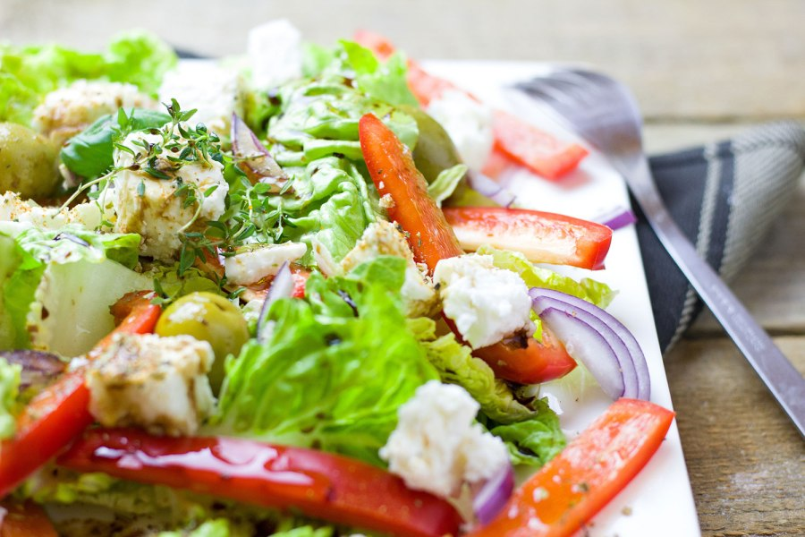 54 4 power food must haves salad