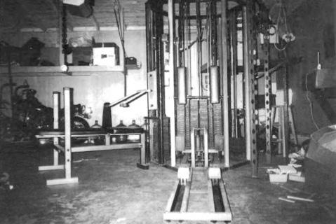 Bruce Lee Circuit Trainer
