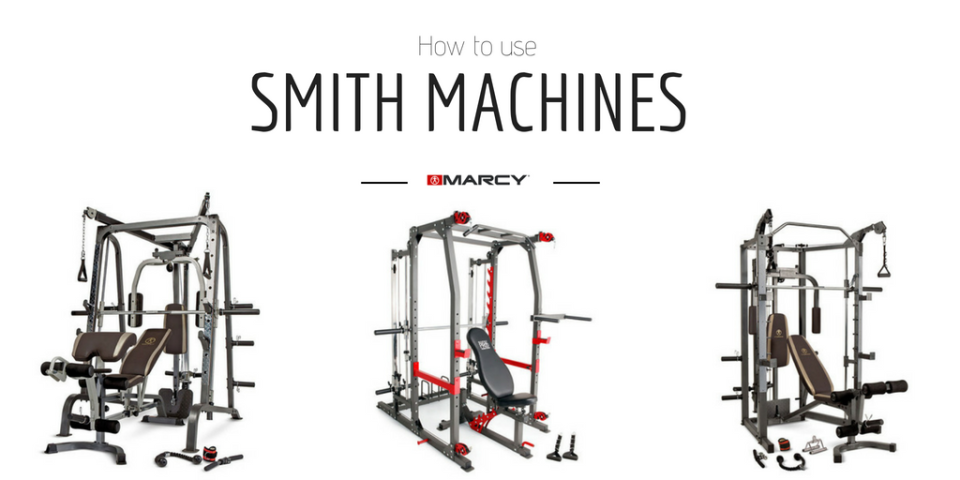 How To Use Smith Machines