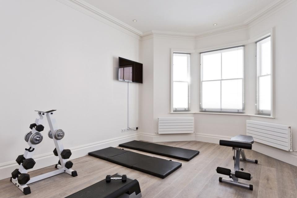 Marcyfitness blogmust have home gym essentials