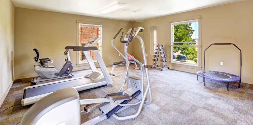 hot to create the perfect home gym