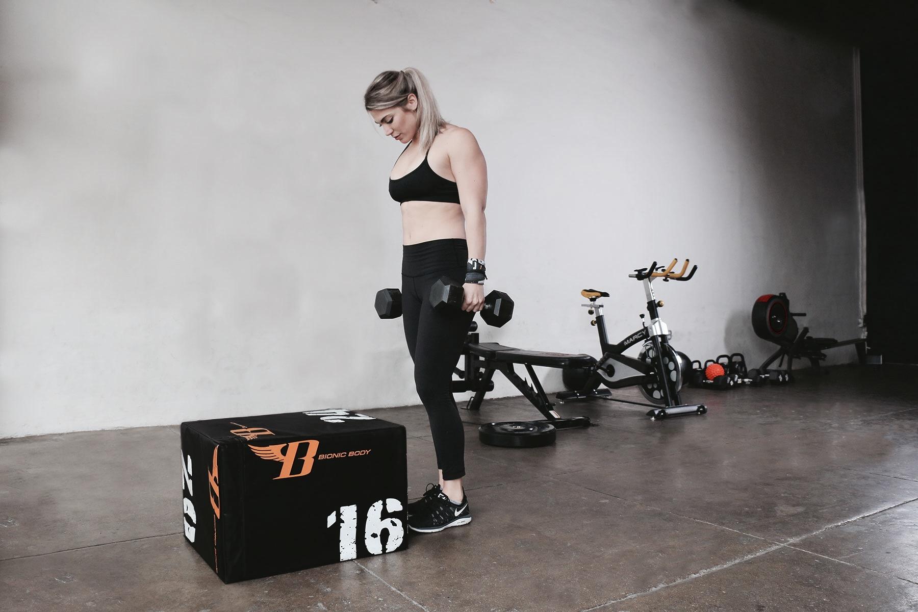 Marcyfitness home gym guide u free weights vs machines
