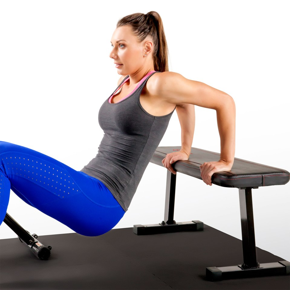 Pleasing Marcyfitness Bloghow To Master The Dip Machine Pdpeps Interior Chair Design Pdpepsorg