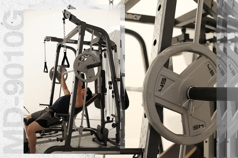 MD-9010G Marcy Smith Cage Machine Training System is the perfect gift