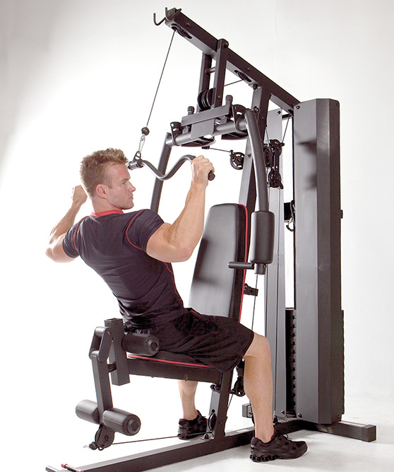 MKM-81010-Stack-Home-Gym-Lat-Pull-Down